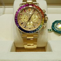 Rolex 116528 Or jaune Daytona 40mm occasion