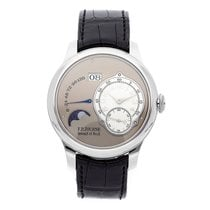 F.P.Journe 40mm Automatic pre-owned Octa Grey