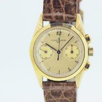 Ulysse Nardin Yellow gold 28,10mm Manual winding 401-52  0518 new