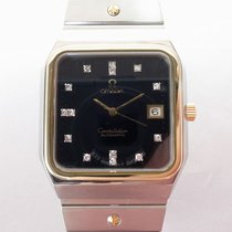 Omega Constellation Gold/Steel 37mm