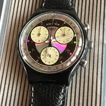 Swatch Kunststoff 38mm Quarz 446 gebraucht