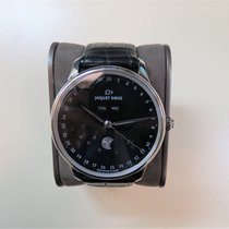 Jaquet-Droz Steel 43mm Automatic J012630270 new United States of America, Illinois, Chicago