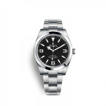 Rolex Explorer Steel 39mm Black United States of America, Florida, Miami