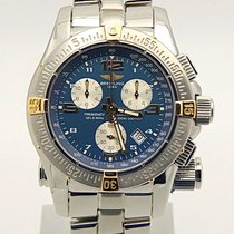 Breitling Emergency Steel 45mm Blue United States of America, Illinois, BUFFALO GROVE