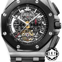 Audemars Piguet Royal Oak Offshore Tourbillon Chronograph 26348IO.OO.A002CA.01 new