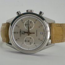TAG Heuer Carrera Calibre 17 Steel 39mm Mother of pearl United Kingdom