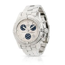 Breitling Colt Chronograph Steel 41mm Silver