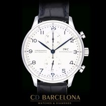 IWC Portuguese Chronograph IW371417 2005 pre-owned