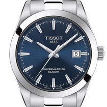 Tissot Steel 40mm Automatic T127.407.11.041.00 new