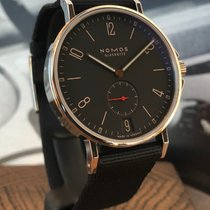 NOMOS Steel 40mm Automatic 553 new