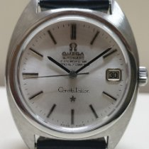 Omega Constellation Steel 35mm Silver India, Mumbai