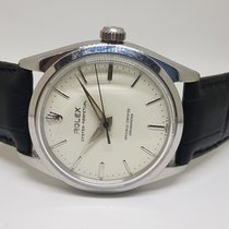 Rolex Steel 34mm Automatic 6564 pre-owned India, MUMBAI