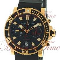 Ulysse Nardin Maxi Marine Diver 8006-102-3C/92 new