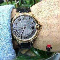 カルティエ (Cartier) Ballon Bleu Ultra Thin 18k Rose Gold W6920089...