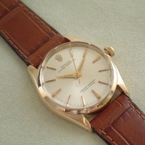 Rolex Oyster Perpetual 18 Kt Gelbgold 34 mm