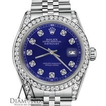 Rolex Lady-Datejust Acero 26mm Azul