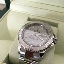 Rolex ++ YACHT-MASTER ++ 16622 ++ FULLPACKAGE ++ PLATIN  DIAL ++