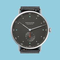 NOMOS Metro 38 new 2020 Manual winding Watch with original box and original papers 1112