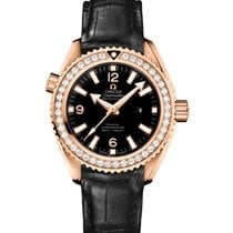 Omega Planet Ocean 600M Omega Co-Axial 37.5 mm