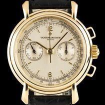 Vacheron Constantin Chronograph 36mm Manual winding pre-owned Historiques Silver