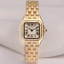 까르띠에 (Cartier) Panthere 1070 2 18K Yellow Gold