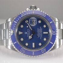 Rolex Submariner 16610 Stainless Steel Automatic Mens Watch...