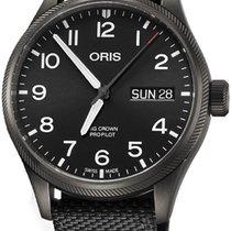 Oris Big Crown ProPilot Day Date 45mm Black United States of America, New York, Airmont
