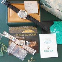 Rolex Explorer II - 16570 - Full Set - Like New
