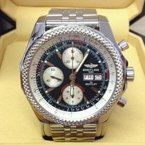 Breitling Bentley GT Rare Green Dial - Box & Papers 2004