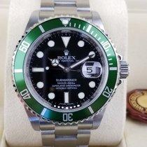 Rolex Submariner Date 40mm Kermit NEW