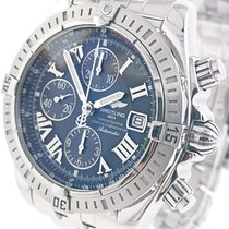 Breitling Chronomat Evolution Ref A13356 BOX / PAPERS