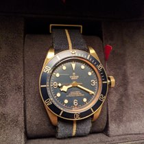 Tudor Heritage Black Bay Bronze Bucherer Edition