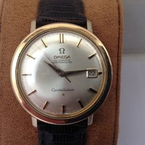 Omega Constellation (Submodel) pre-owned 35mm Gold/Steel