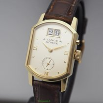 A. Lange & Söhne Yellow gold Manual winding 22mm pre-owned Lange 31