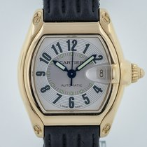 Cartier Roadster pre-owned 37mm Yellow gold