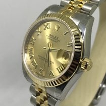 Rolex Lady-Datejust new 2018 Automatic Watch with original box and original papers 178273
