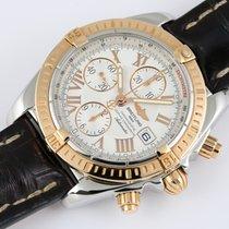 Breitling Chronomat Evolution occasion 44mm Or/Acier