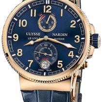 Ulysse Nardin Marine Chronometer Manufacture 1186-126/63 new