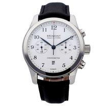Bremont Chronograph 43mm Automatik gebraucht ALT1-C Classic Weiß