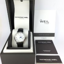 Raymond Weil 39,5mm Automatic 2019 new Maestro White