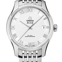 Omega De Ville Hour Vision Steel Silver United States of America, Florida, North Miami Beach