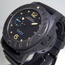 Panerai Luminor Submersible 1950 3 Days Automatic Carbon 47mm Black Arabic numerals