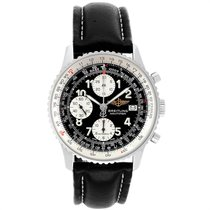 Breitling Old Navitimer Steel 42mm Black Arabic numerals United States of America, Georgia, Atlanta