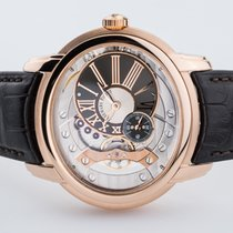 Audemars Piguet Millenary 4101 Rose gold 47mm Grey Roman numerals