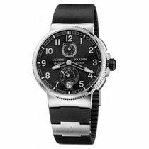 Ulysse Nardin Marine Chronometer Manufacture 1183-126-3/62 2019 новые