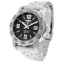 Breitling Colt 44 Steel 44mm Black
