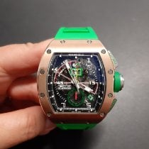 Richard Mille Or rose Remontage automatique RM011-01 ROBERTO MANCINI occasion