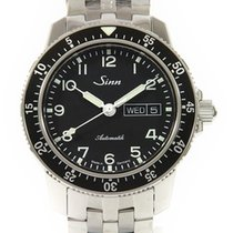 Sinn 104 41mm Black