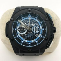Hublot King Power Ceramica 48mm Blu