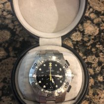 TAG Heuer Aquagraph Steel 43mm Black No numerals United States of America, North Carolina, Charlotte